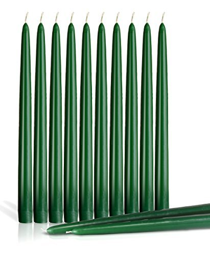 Higlow Dripless Taper Candles 8