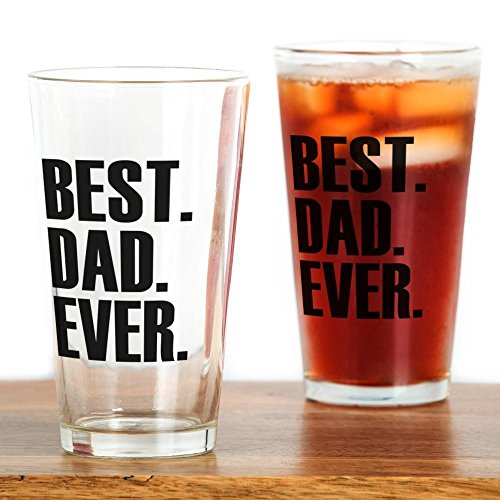 CafePress Best Ever Drinking Glass