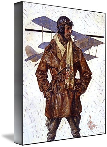 Wall Art Print entitled Joseph Christian Leyendecker, (1874 - 1951), Air F by Celestial Images by Imagekind