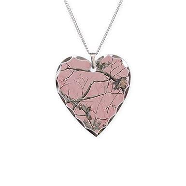Amazon.com: CafePress – Realtree Pink Camo – Collar Encanto ...