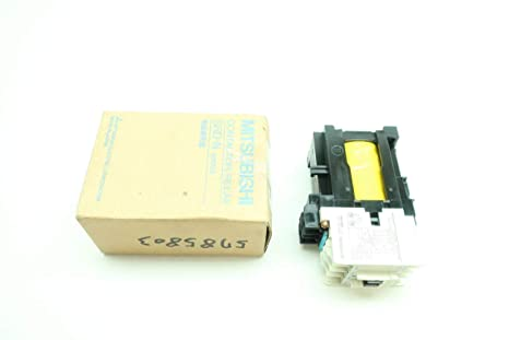 MITSUBISHI SRD-N4 CONTACTOR Relay 24V-DC 16A AMP: Amazon com