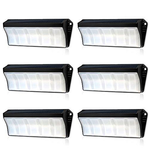 Cheap  Solar Garden Lights Roadwi Outdoor Lighting with 5 White LED Lights for..
