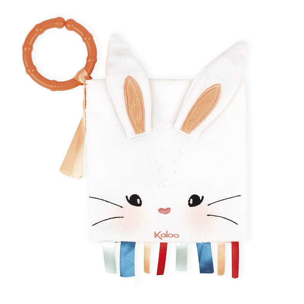Kaloo Libro de Actividades El Conejo Enamorado K962781