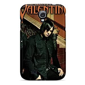Quality Amanlly Case Cover With Punk Rock Nice Appearance Compatible With Galaxy S4