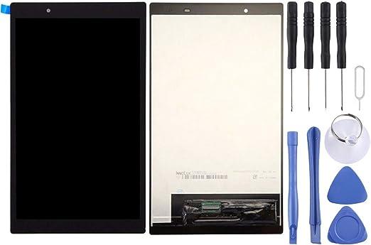 電話画面 レノボTab4 8 / TB-8504X / TB-8504(ZA2B0050RU)のためのCELINEZL LCDスクリーンとデジタイザフルアセンブリ(ブラック) (色 : Black)