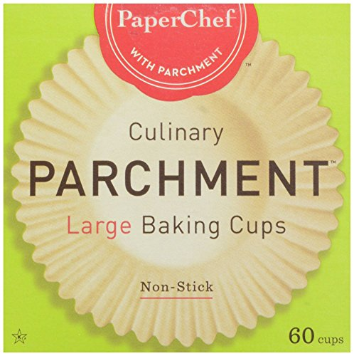 PaperChef Parchment Baking Cups 60 product image