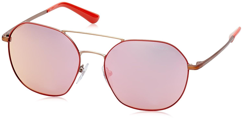 Amazon.com: anteojos de sol Vogue vo4022s 50224z-55 – mate ...