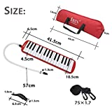 ammoon 32 Piano Keys Melodica Musical Education