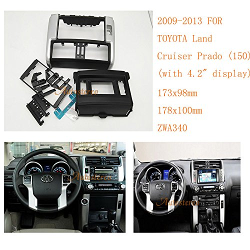 toyota land cruiser prado 2010 - 6