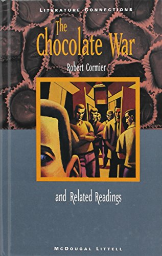 chocolate war robert cormier essay Free will choices in the chocolate war by robert cormier essay - in life, destiny is already set the plan is to make the correct decisions, free will is a.