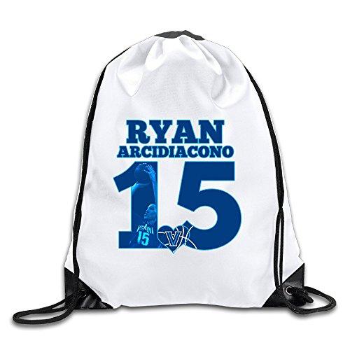 Hunson - Geek Ryan #15 NO.15 Basketball Player Sport Bag Gym Bag For Men & Women Sackpack