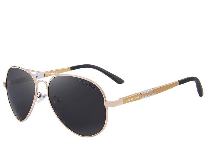 6a0777d3b5 Feliz de los hombres HD magnesio de aluminio gafas de sol polarizadas gafas  de conducción sol s8285: Amazon.es: Ropa y accesorios