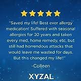 Xyzal Allergy Tablet, 80 Count