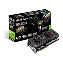 ASUS Graphics Cards STRIX-GTX980-DC2OC-4GD5