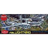 Guillow's Lockheed P-38 Lightning Model Kit
