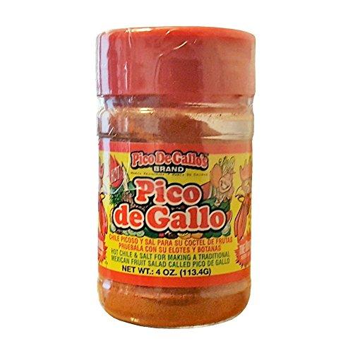 PicoDeGallo's-Pico De Gallo Hot Chile and Salt