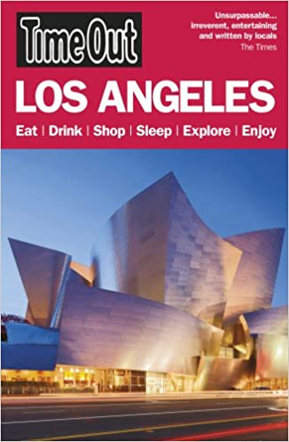 Download di ebook per psp Time Out Los Angeles (Time Out Guides) PDF ePub iBook