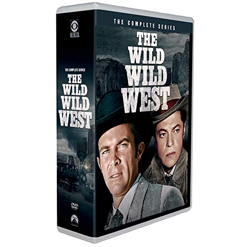 (The Wild Wild West: The Complete Series)