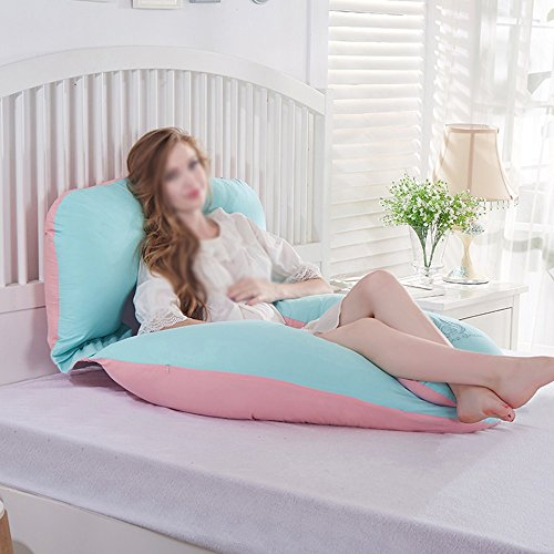 Waist side sleeper / sleeping side lying pregnant pillow / pillow / abdomen supplies / u-type pregnant women pillow / multi-functional pillow ( Color : F (Side Lying Maternity Sleep Pillow)