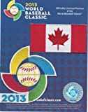 world baseball classic canada - Canada 2013 World Baseball Classic Patch Pack