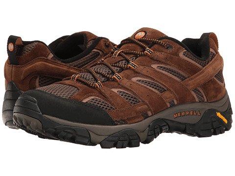 (メレル) MERRELL メンズランニングシューズスニーカー靴 Moab 2 Vent [並行輸入品] B06XJVKVJ6 29.0 cm Earth