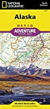 Alaska (National Geographic Adventure Map)