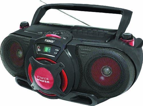 Naxa NPB 259 Portable Cassette Subwoofer