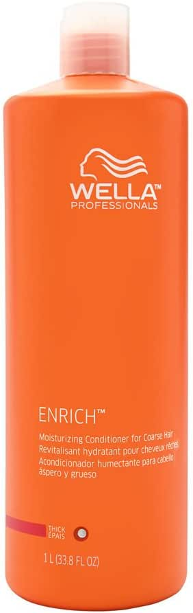 Wella SP Enriched Moisturizing Conditioner For Coarse Hair, 1 L