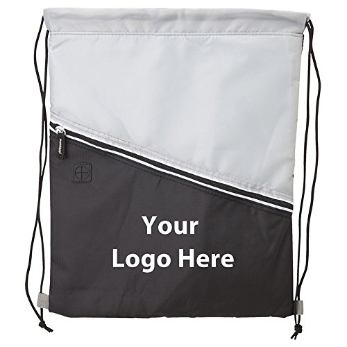 Drawstring Cooler - 100 Quantity - $5.10 Each - PROMOTIONAL PRODUCT / BULK / BRANDED with YOUR LOGO / CUSTOMIZED by Sunrise Identity