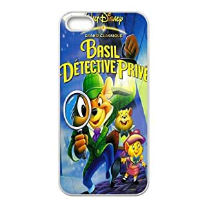 Basil detective prive For Case For Iphone 4/4S Cover