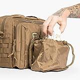 TBG - Dirty Diaper Dump Pouch for Tactical Diaper