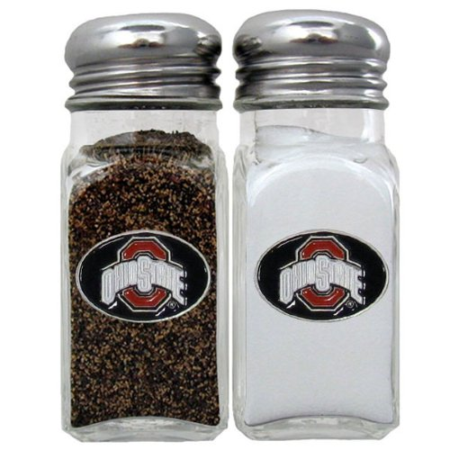 NCAA Ohio State Buckeyes Salt & Pepper Shakers