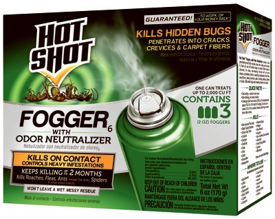 Hot Shot 96180 Indoor Fogger