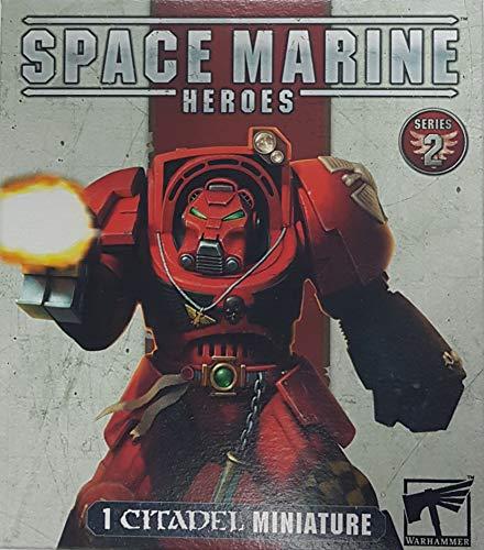 Warhammer 40K: Space Marine Heroes Series 2 Pack