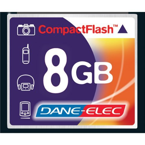 Olympus E-510 Digital Camera Memory Card 8GB CompactFlash Memory Card