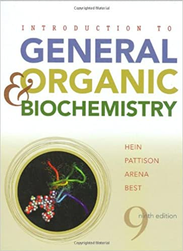Introduction to general organic and biochemistry morris hein introduction to general organic and biochemistry 9th edition fandeluxe Image collections