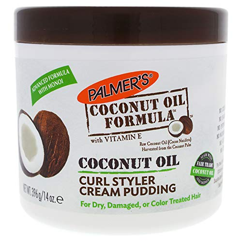 Palmers Coconut Formula Styler Pudding