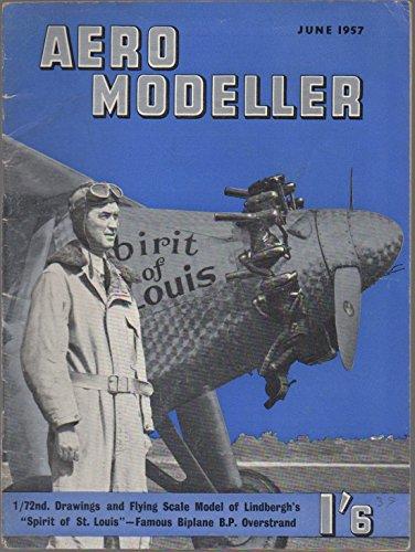 Aeromodeller [Aero Modeller] (incorporating Model Aeroplane Constructor), vol. 22, no. 257 (June 1957)
