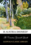 img - for Is Austria doomed? book / textbook / text book