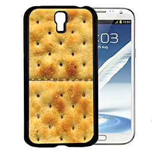 Salty Crackers Squares Hard Snap on Cell Phone Case Cover (SIV S4 I9500) by Maris's Diary