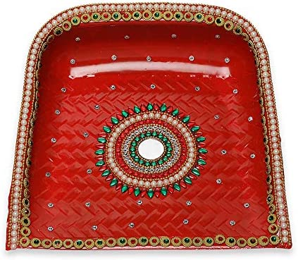 Festive and Gifting Supadi, Decorative DEVIKA Pooja Supadi for Baby Shower for Shithla Satam Dashera Diwali! Navratri