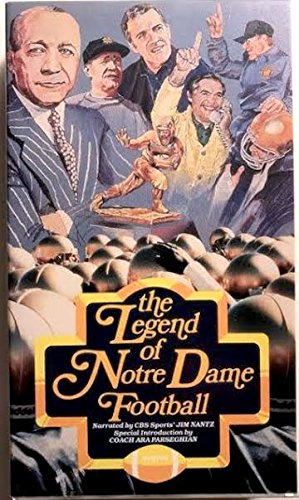 The Legend of Notre Dame Football