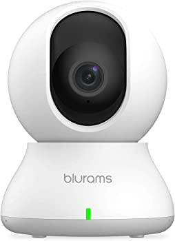 Blurams Dome 1080p Wireless Security Camera