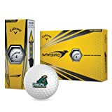 Coastal Carolina Callaway Warbird Golf Balls 12/pkg 'Official Logo'