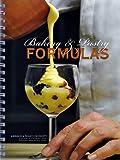 Baking and Pastry Formulas, Johnson & Wales University, 0132364840