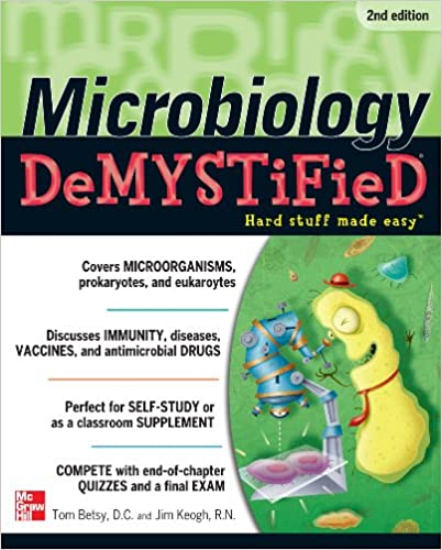 ;BEST; Microbiology DeMYSTiFieD, 2nd Edition. Adecco Tienda STILO Axencia expert