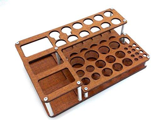 Vape stand mini Titan wood(walnut)