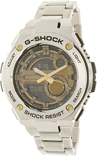 G Shock GST 210D 9A G Steel Luxury Watch