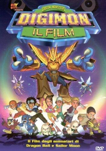 Digimon - Il Film [Italia] [DVD]: Amazon.es: Mamoru Hosoda: Cine y Series TV
