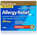 GoodSense Allergy Relief, 10 mg Loratadine Antihistamine Tablets, 10 Count by Perrigo Company